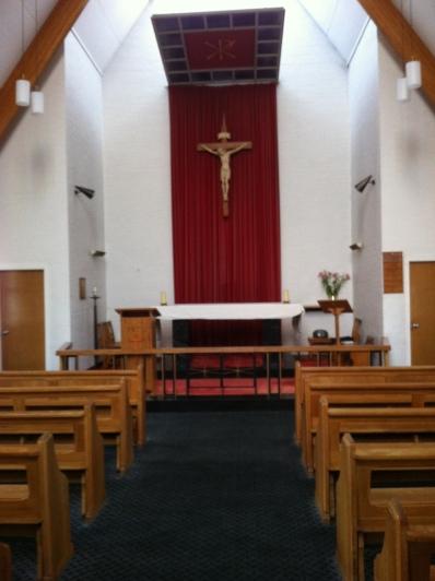 Eglwys Gatholig 1