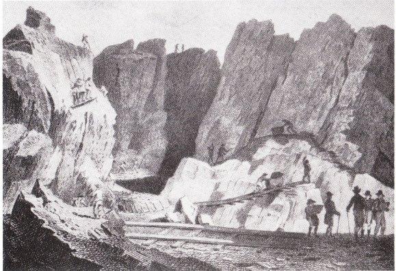 Fig 1Chwarel Penrhyn 1808