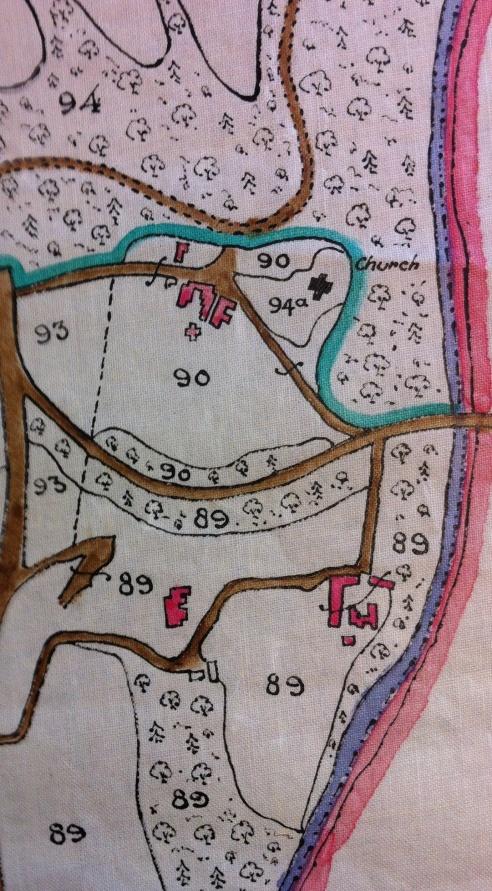 Pentref Llandygai 1841