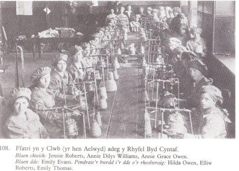 yr Aelwyd 1914