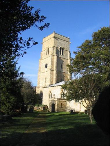 Eglwys Plwyf Wicken
