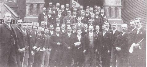 Cor penrhyn 1893