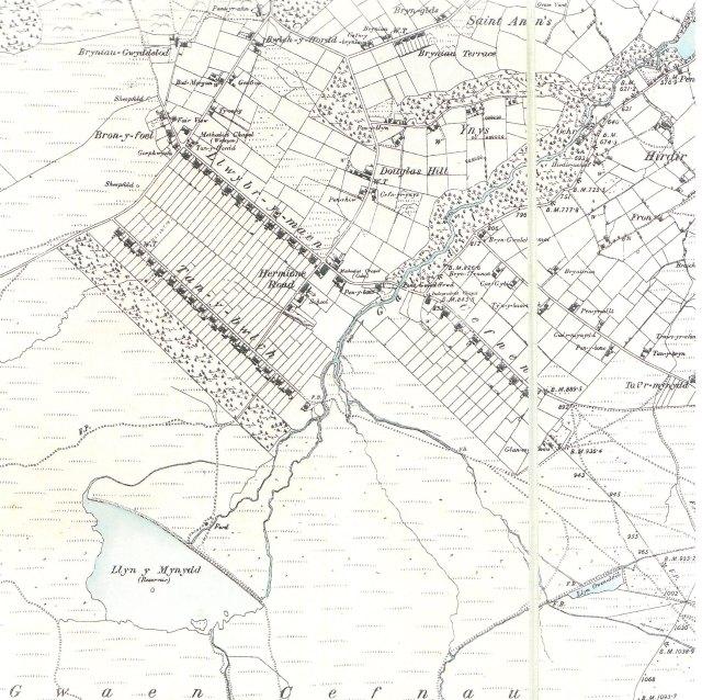 Mynydd 1900