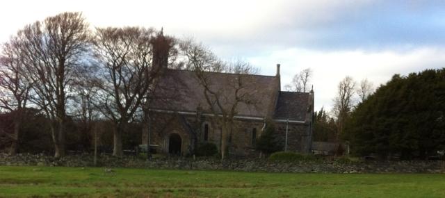 Eglwys Llan 1