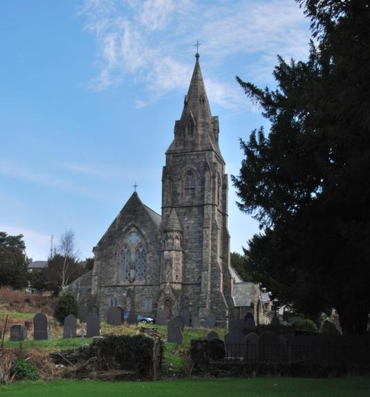 Eglwys Glanogwen