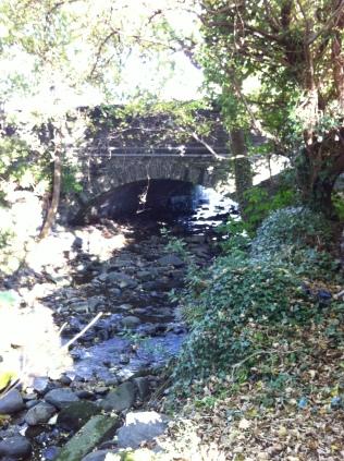 Pont Rhos y Nant ar ochr y gorllewin, Telford, 13