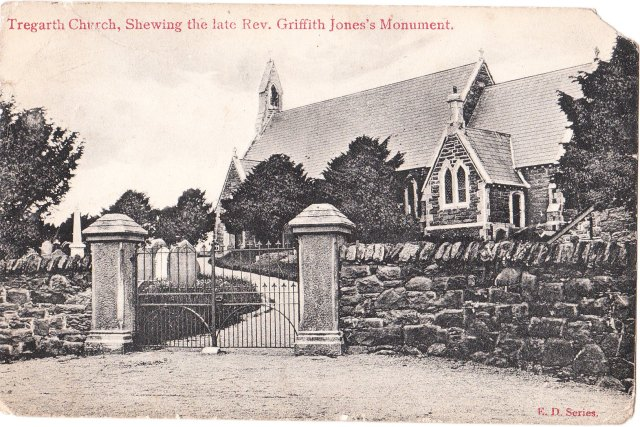 Eglwys y Gelli